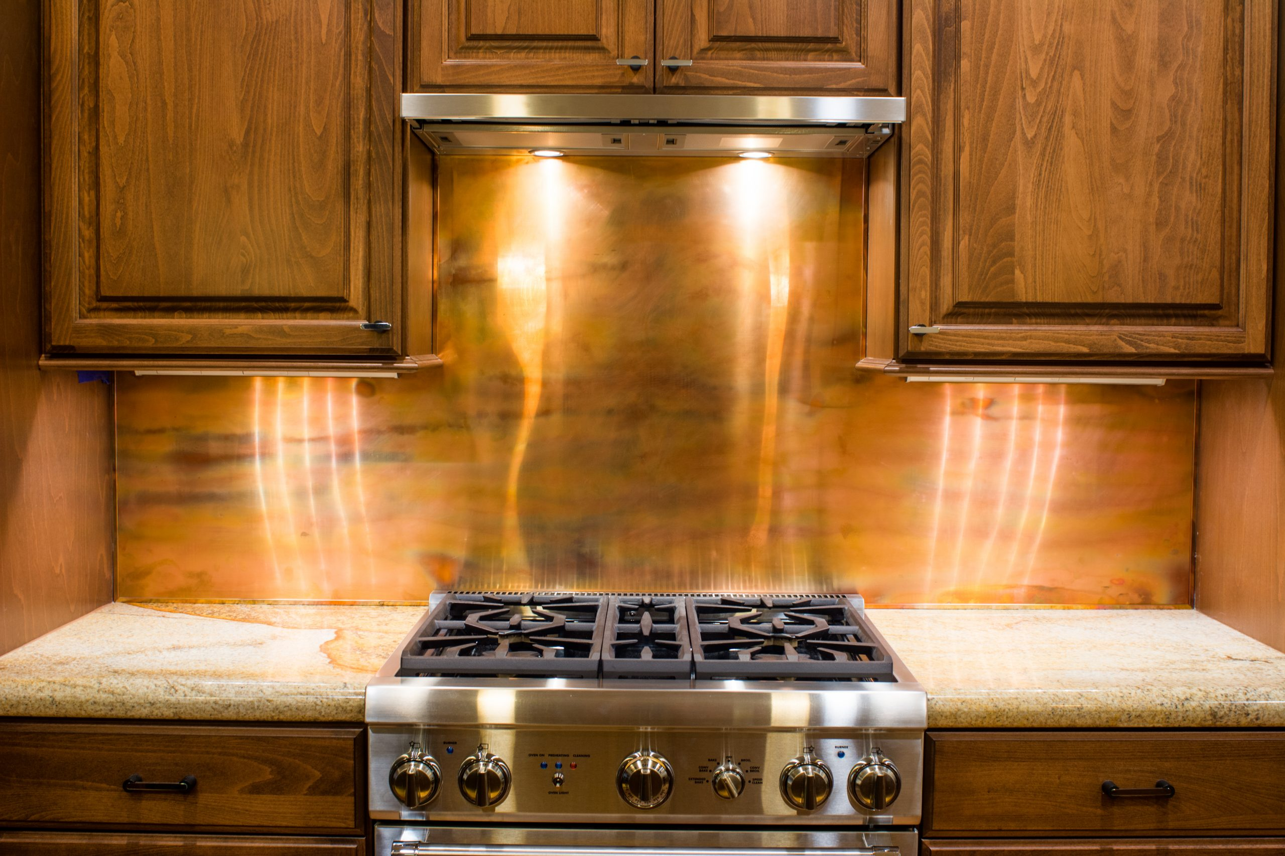 gas stove installation in bay area
