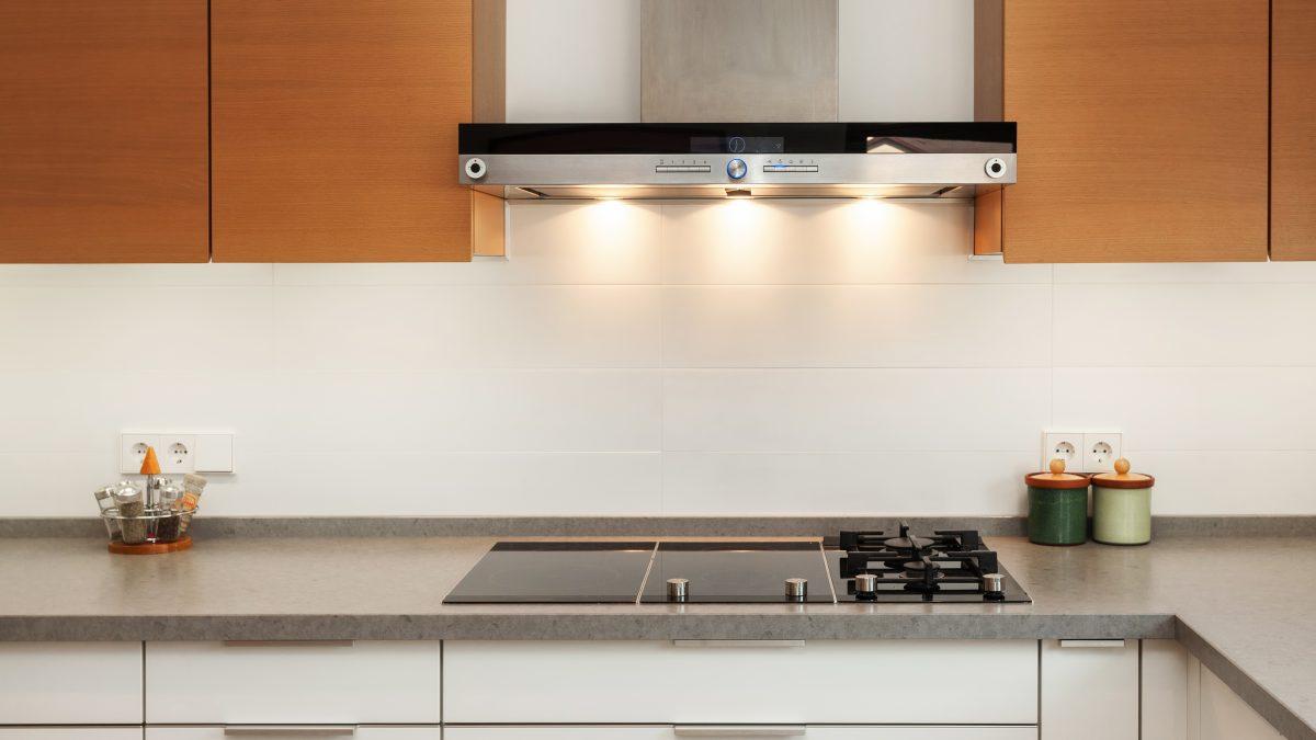 kitchen extractor installation