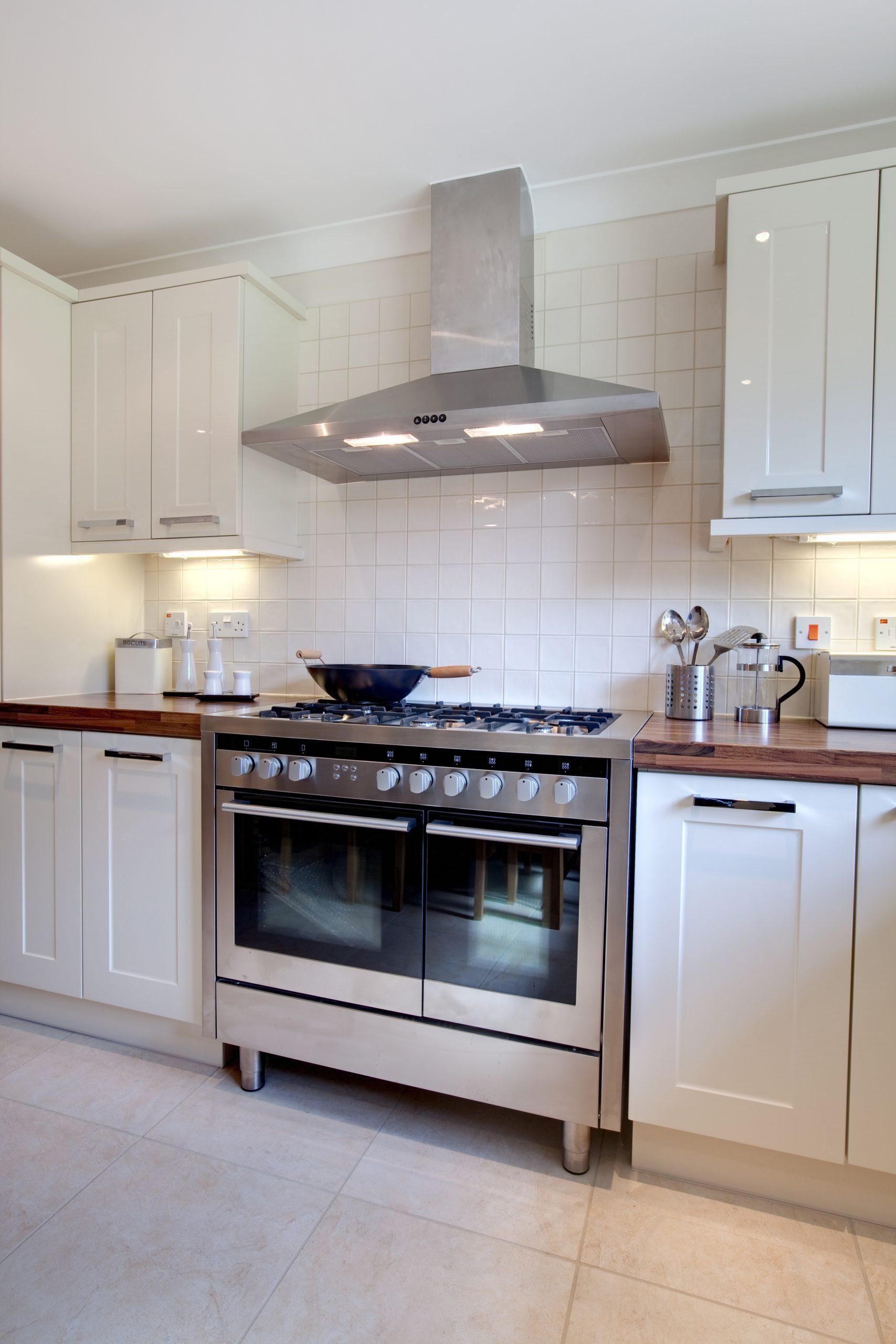 kitchen extractor hoods modern